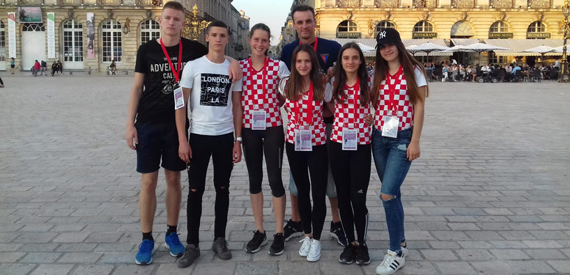 AK Slavonija-Žito - Šestero naših članova nastupilo na